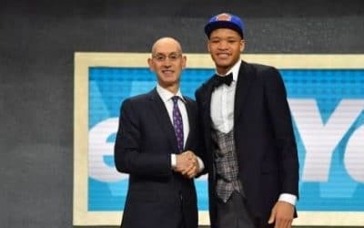 Knicks Go With The Solid Pick Choosing Kevin Knox At No.9 In The Draft