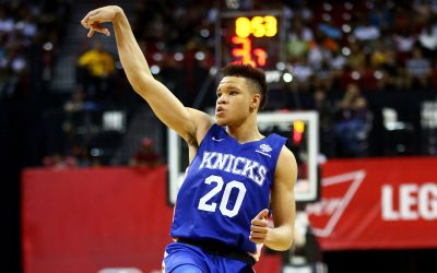 No Frank vs Lakers In Summer League Finale No Problem Kevin Knox Goes HAM & The Allonzo Trier Presented Opportunity