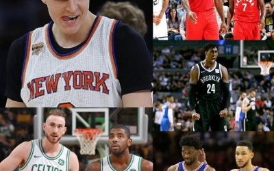 A Knicks Perspective: Evaluating Atlantic Division 2018-19 Level Of Competition & Future Of Division