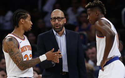 David Fizdale New Starting Lineup Is 3 Games In, The Positives & What Adjustments Are Needed