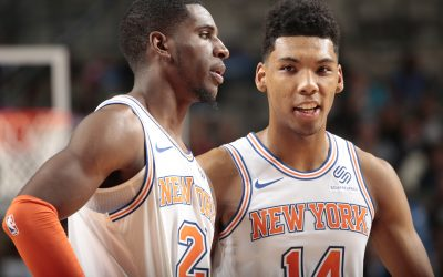 Who Will Step Up & Be That 2nd Consistent Scorer For The Knicks While Usage & Shots Are Available