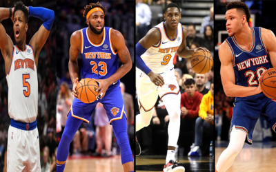 Knicks Still Have Till The Start Of Season To Use Remaining 2020 Cap Space On Youth Extensions Or Let The Hit Free Agency