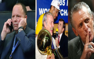 Leon Rose Relationships Could Get Deals Done Early Like Jerry Buss & Pat Riley Did During Shaq Trade