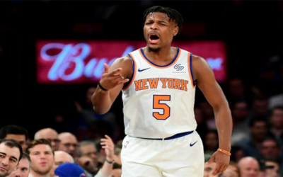 Knicks DSJ Has A Lot To Prove In Final Contract Season, What Exactly Is Dennis Smith JR Vol 3