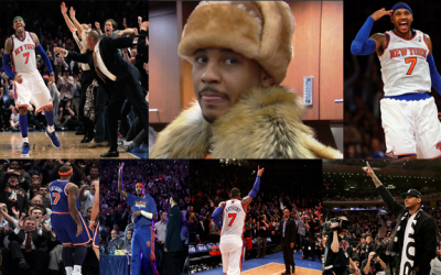 The Knicks Much Complicated Relationship With Carmelo Anthony The Truth Shall Set You Free Vol 2