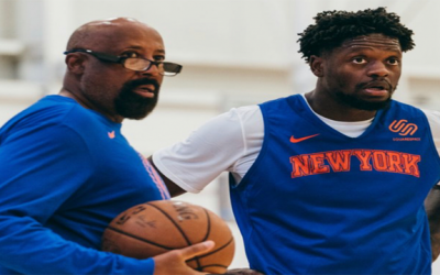 Knicks 20-21 Team Options, 7-10th Seed Playoff, Training Camp Setback, Fans Returning Protocols