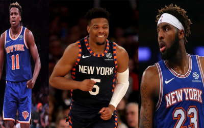Knicks Frank Ntilikina, Dennis Smith Jr & Mitchell Robinson Will Hit Restricted Free Agency 2021
