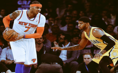 Paul George Admits Carmelo Anthony Fate With Knicks Was Sealed The Minute He Resigned With OKC