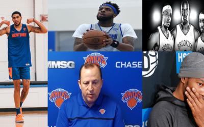 Knicks Tough Schedule, Media Day Takeaways, Nets Initial Brooklyn Branding Will Keep Them #2 Behind Knicks