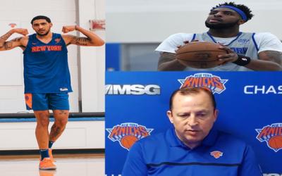 Key Takeaways From Knicks Media day