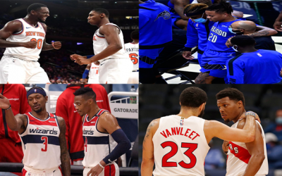 NBA Eastern Conference Presents Plenty Of Opportunity For A Young Knicks Team To Make Playoffs