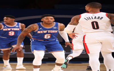 Knicks Get Revenge On Dame After Trash Talk, How Strength Of Schedule Played A Part In Both Matchups