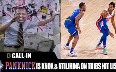 Knicks Trade For Derrick Rose Are Knox & Ntilikina Next On Thibs Hit List, Live Call In 📞