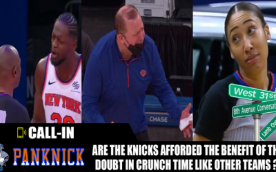 Are Knicks The Knicks Afforded The Benefit Of The Doubt In Crunch Time 🤔: 8th Avenue Conversations Live Call Show