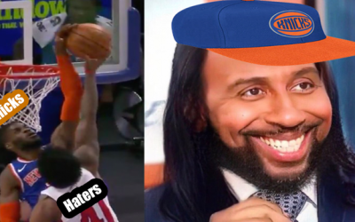 Knicks Mutomboing Negative Energy From The Doubters & Continue Good Start Heading Into All Star Break