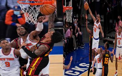 Knicks Game 2 Adjustments, Knicks Poor Scoring Allowed Hawks To Keep Offensive Rotation On Floor