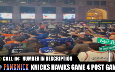 📞 KNICKS HAWKS GAME 4 POST GAME LIVE CALL IN 5/30: 8TH AVE CONVERSATIONS