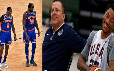 Knicks Thibs Brings Out The Best In D Rose, Elfrid Payton & The Classic PG & Obi Toppin Check In
