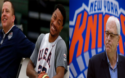 Knicks Derrick Rose With Thibs vs Rose With Phill, The Importance Connecting The Right Personalities