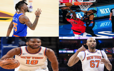 Knicks Will Continue To Need Production From Key Role Players Who Stepped Up During Winning Streak
