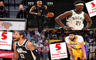 Knicks & Todays NBA Bull Trade Market, Cost Of Acquiring Stars vs Waiting For Better Positioning
