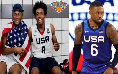 Is Knicks 2021 Draft Pick Worth Testing Collin Sexton Under Thibs & The Heavy Cost Of A Damian Lillard Trade