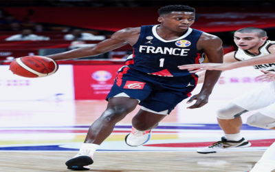 Knicks Frank Ntilikina Why Olympic Frank Outshines His Own NBA Performance