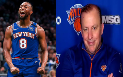 Knicks Betting On Kemba Walker's Health For The Right Price, Can The Left Knee Hold Up 🧐