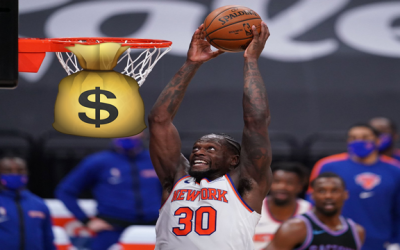 Knicks Lock In Julius Randle At A Great Price & Extension Ends Just In Time For 2025 Cap Bump Super Max
